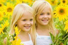 Identical Twins by Julie Crvens/Pinterest