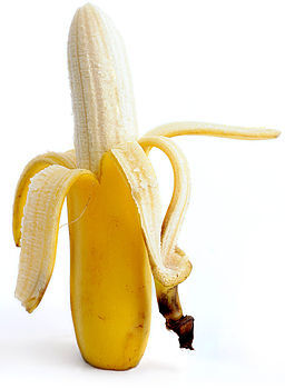 Banana/Fir0002/Wikimedia Commons