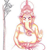 Ganesh byGustavo Peres at Flickr (CC BY-NC 2.0)