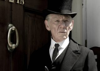 Mr. Holmes, from the movie