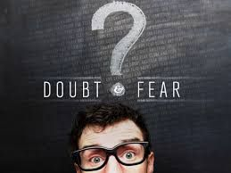 """How to Overcome Fear and Doubt,"" from Ultimate Athletic Futures, used with permission"