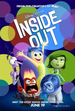 Inside-Out' Goes Deep Inside | Psychology Today