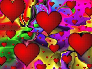 Love, Colorful, Abstract . . . /Pixabay