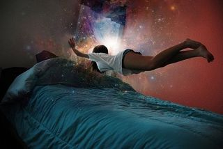 How to wake yourself up from a lucid dream