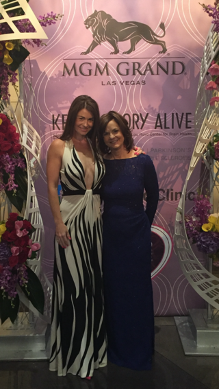 Lou Ruvo Center for Brain Health Gala, Drs. Cortney & Karen Warren