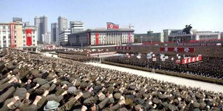 North Korea Holds Mass Rally Against the U.S.; Business Insider