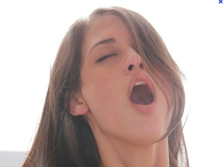 A womans first orgasm