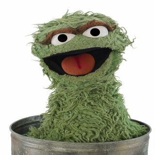 Oscar the Grouch/Flickr Free Images