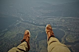 Why We're Afraid of Heights | Psychology Today