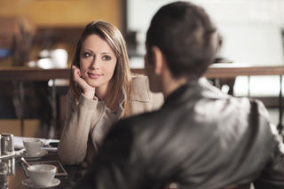 Alpha body language in dating what are the bases