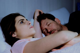 Sex frequency in young adult couples
