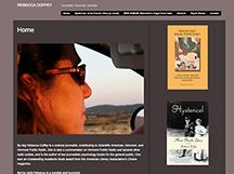 Author's website