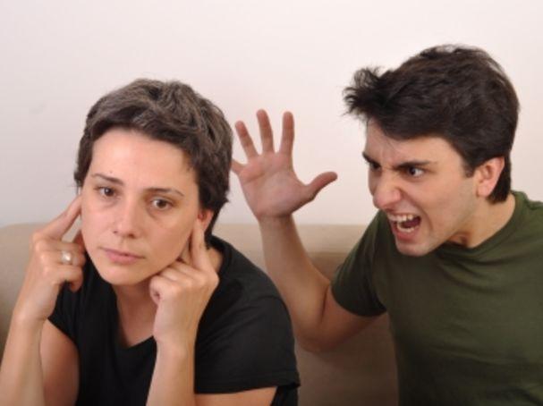 My husband calls me names when we argue