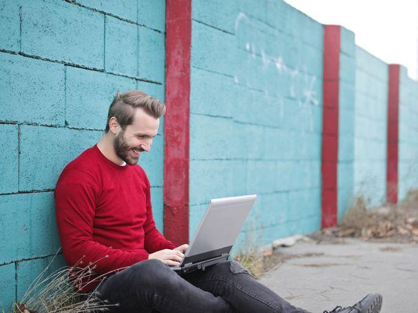 Online dating på BD