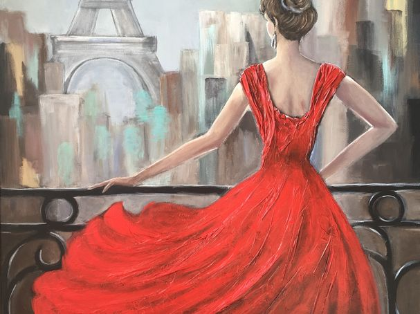 The Uncanny Power of a Red Dress | Psychology Today Australia
