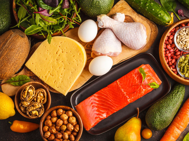 ketogenic diet and behavior