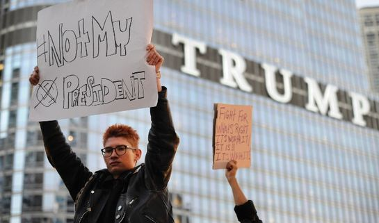 Conflict and Justice in Donald Trump's America