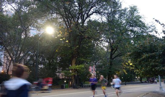 Running, Writing, and Deep Play