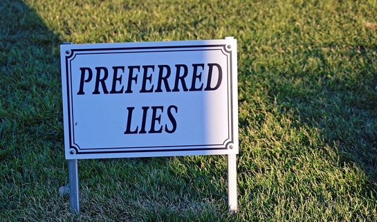 "Telling ""Little White Lies"""