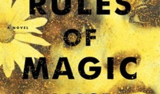 """Alice Hoffman Talks About New Book: """"The Rules of Magic"""""""
