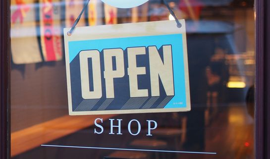 Open Shop by Mike Petrucci Unsplash Licensed Under CC BY 2.0