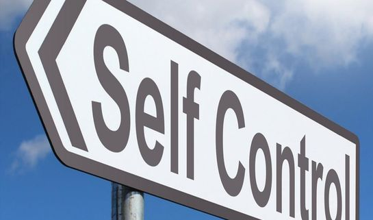 Self Control / Creative Commons Images / CC3.0