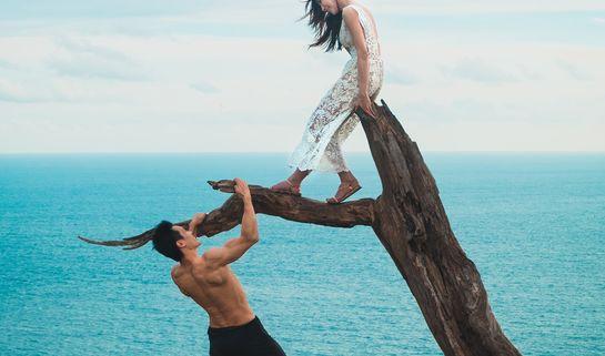 Reaching Up by Tiraya Adam/ Unsplash/ Licensed Under CC BY 2.0