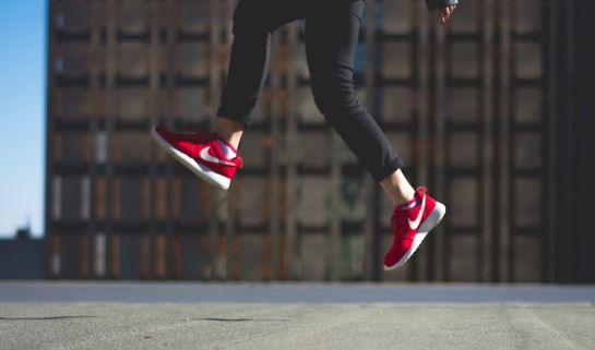 10 Ways to Get Yourself Moving