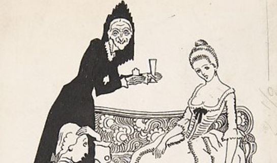 Illustration From Candide/Public Domain