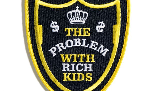 The Problem With Rich Kids