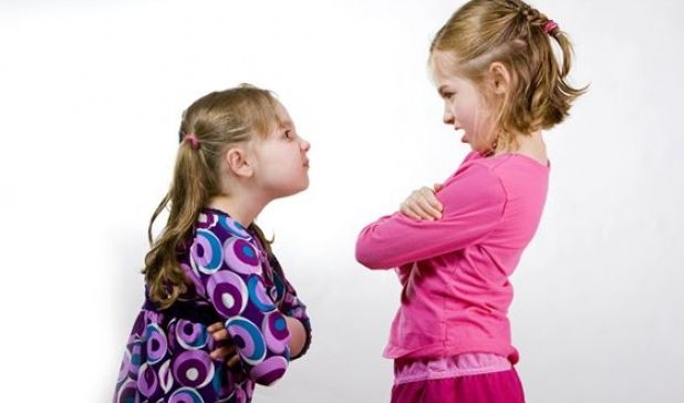 Sibling Fights: More Than Just Kid Stuff