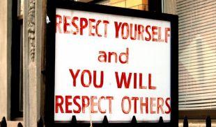 How to Be Disrespectful Respectfully