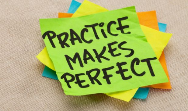 How to Make Practice Perfect