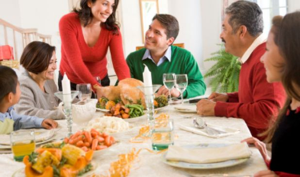A Time for Family Dinners