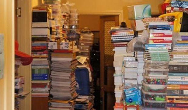 Can You Be a Hoarder Without Hoarding?