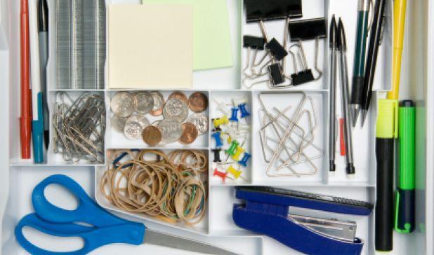 8 Easy Organizational Tips
