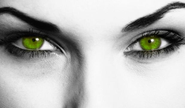 The Green-Eyed Monster Strikes