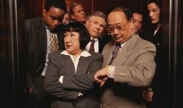 Murder in the Elevator