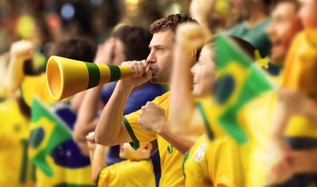 The Tribal Psychology of World Cup Soccer