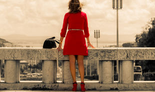 The Uncanny Power of a Red Dress