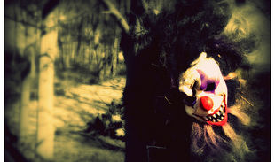 The Social Contagion of Psycho Clowns