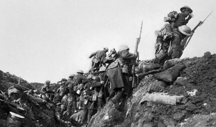 To Commemorate WWI, Silence Is the Best Symbol