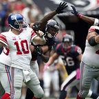 A Giants' Take on Turnarounds