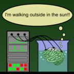 Axons & Axioms, Episode 3: Matrix Revolutions