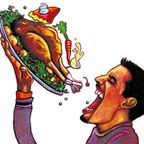 Did You Overeat on or After Thanksgiving? Forgive Yourself &Then Be Grateful
