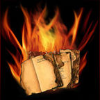 Burning books in a digital age: fire and futility