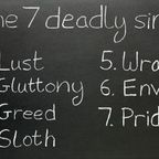 The Seven Deadly Sins of Storytelling