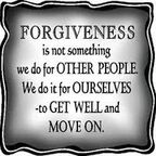 Let Go and Forgive