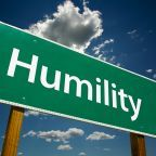 "The ""So What"" of Humility"