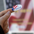 """How the Stress of Disaster Translates to """"I Voted"""""""